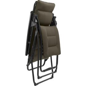 Lafuma Mobilier Futura XL Silla plegable Air Comfort, taupe